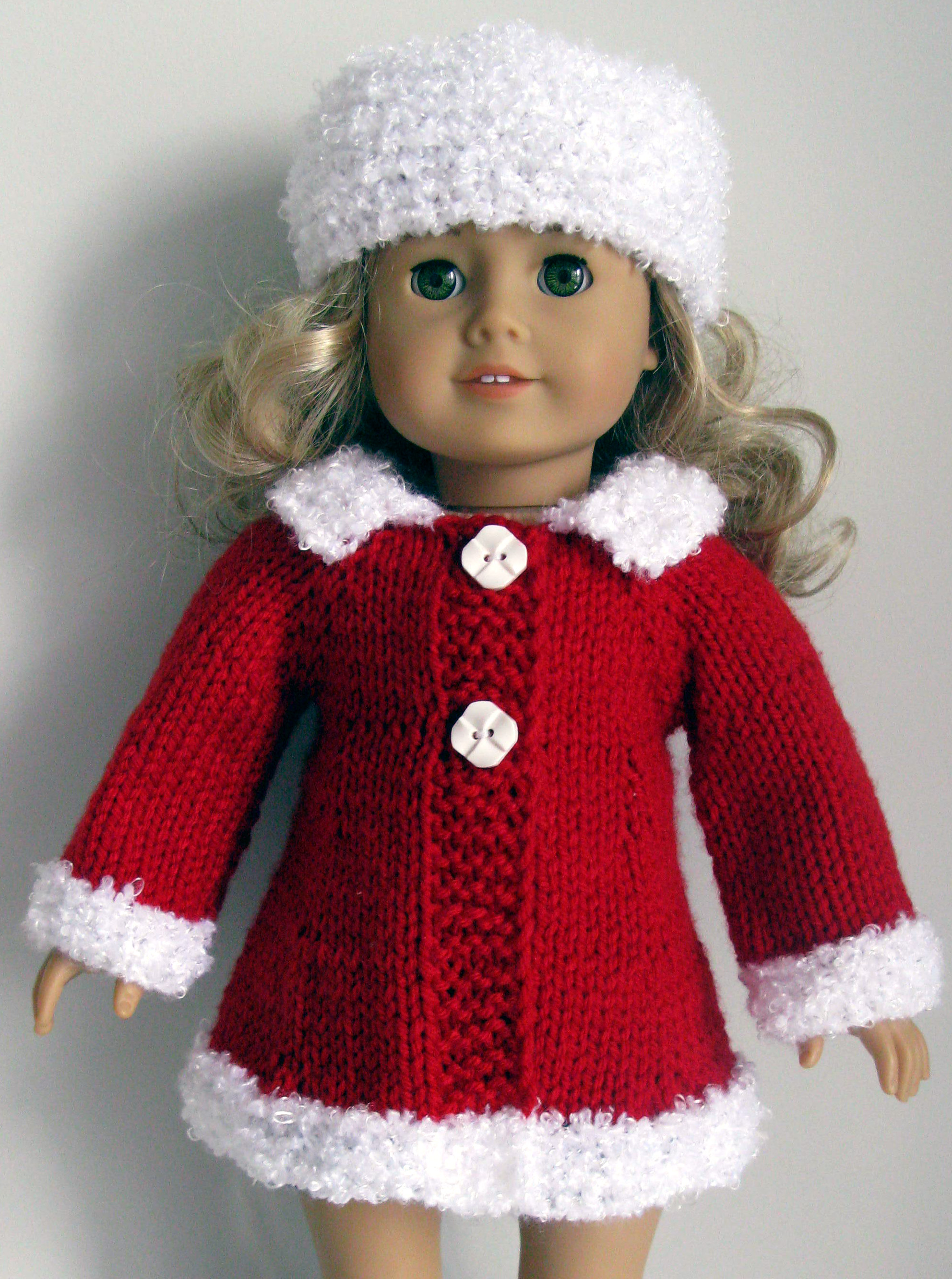 Knitting Dress For Girl : Mad men winter set knitting pattern knit n play